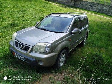 автобазар ниссан в Кыргызстан: Nissan X-Trail 2 л. 2001 | 120 км