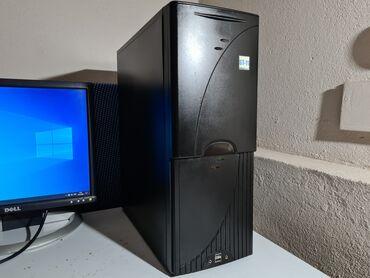 Gamer AMD Phenom X4 9750 2.4GHz/4GB-DDR2/GTX560Ti/500GBOdličan računar