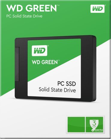 Bakı şəhərində SSD WD Green 240Gb sata