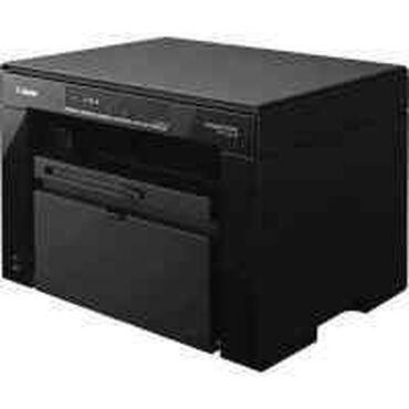 cherno belyj printer 3v1 в Кыргызстан: Продаю новый МФУ All-In-One Canon i-SENSYS MF3010