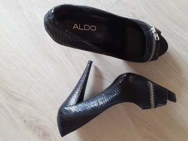 Ženska obuća   Vrbas: Aldo 38.Kao nove