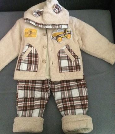 детский костюм для мальчика в Кыргызстан: Детский деми костюм для мальчика 1,5-3года