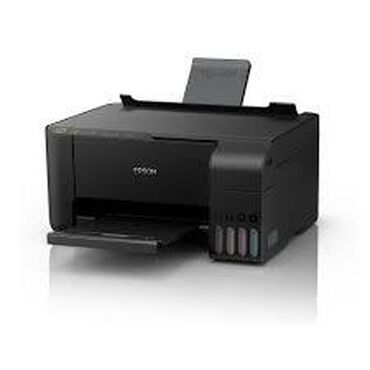 All-In-One (МФУ) EPSON L3101 4x-color (A4,print-copy-scan) 33/15ppm