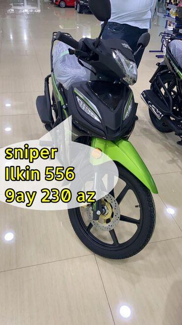 Suzuki - Azərbaycan: Kreditle. Rks Sniper 50 cc