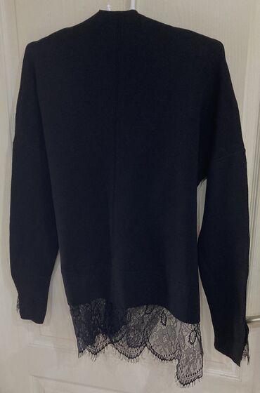 Elegantan džemper sa čipkom