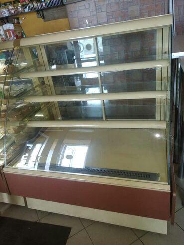 Б/у Холодильник-витрина холодильник