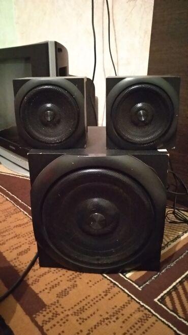 Продаю акустическую систему Thonet & Vander 2.1  Буфер и два средн