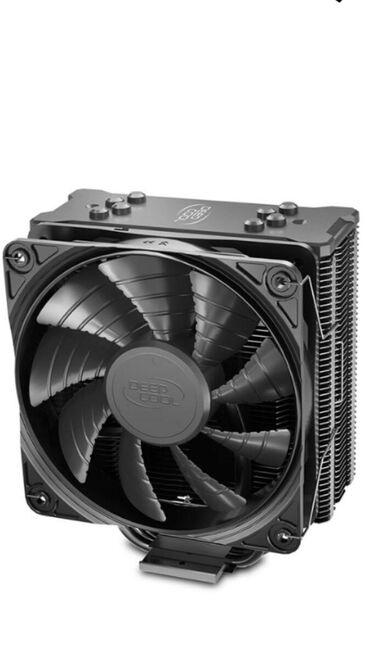 Системы охлаждения в Кыргызстан: Кулер на процессор 120 м кулер на сокет 56