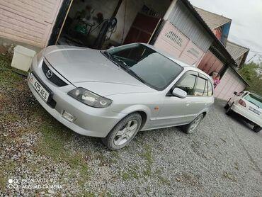 Транспорт - Беловодское: Mazda 323 1.6 л. 2002   220000 км