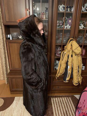 уступки будет в Кыргызстан: Продаю норковую шубу! Шуба в идеальном состоянии, пользовались всего н