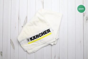 Другие товары для дома - Украина: Рушник Kärcher    Склад: 100% бавовна Довжина: 145 см Ширина: 75 см