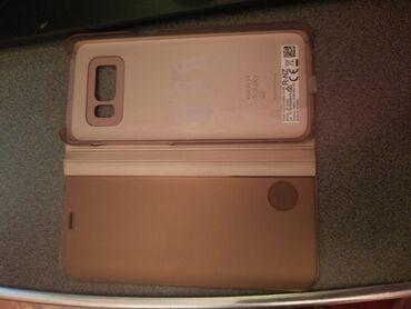 Чехол на телефон Samsung Galaxy S8 в хорошем состоянии цена 2000 т.сом