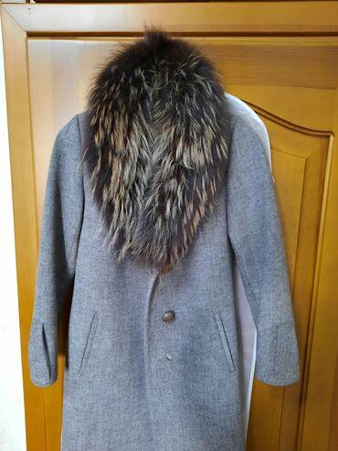 ���������������� ������������ �� ������������������ в Кыргызстан: Пальто кашемировое новое турция размер s