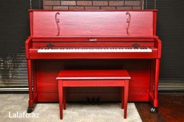 Bakı şəhərində İstenilen bütün reng ve modellerde brend marka pianoların satışı,