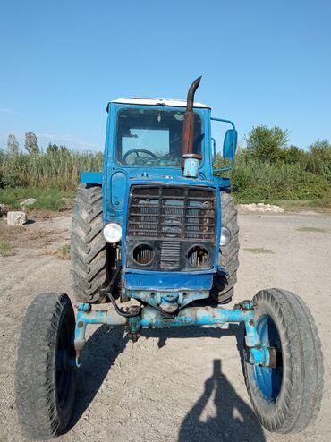 satilan traktorlar - Azərbaycan: Traktor hal hazırda işlək vəziyyətdədi normal T.40 olsa barter edərəm