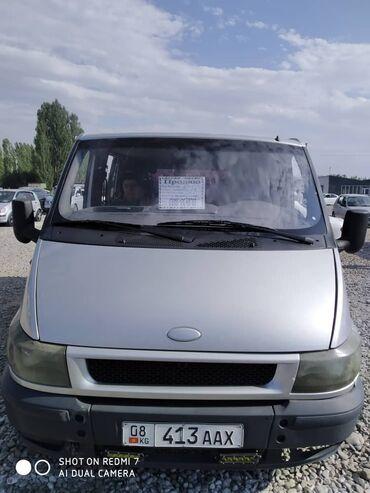 Ford Transit 2.5 л. 2003 | 21000 км