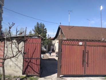 Продаю или меняю дом барачного типа в районе политеха в Бишкек