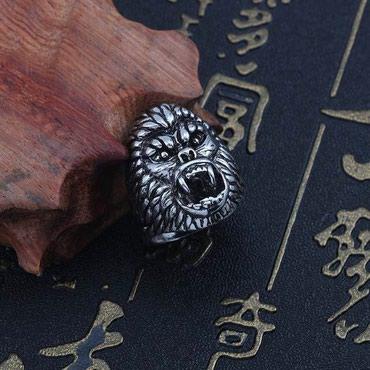 Мужская печатка: «Сила гориллы». в Бишкек