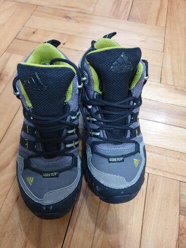 Dečija odeća i obuća - Nis: Adidas cizme. Gore-tex. 17,5 ug, 29 velicina. Nema drugih ostecenja