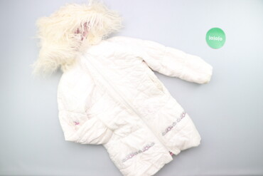 Дитяча подовжена куртка Pilguni, зріст 128 см    Довжина: 68 см Ширина