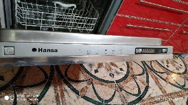 посудомойка в Кыргызстан: Продаю новую посудамойку автомат hansa из турции вообще не