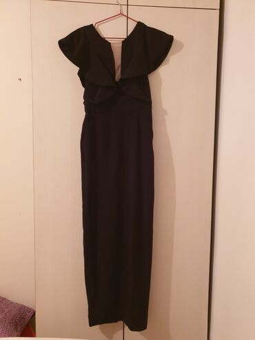 вечерние платье в пол в Кыргызстан: Вечернее платье в пол. Сидит на фигуре шикарно! Одевалось 2 раза