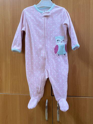 Детская одежда и обувь - Кыргызстан: Полный гардероб на девочку от 0-6 месяцев. Качество вещей отличное. Кн