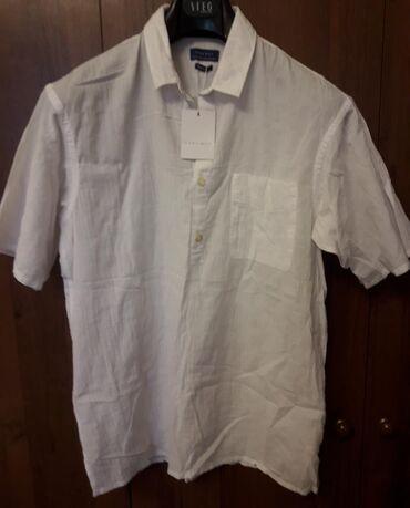 платье рубашка в пол в Кыргызстан: Муж. белые рубашки импорт. Новые и в отл. сост р. 48-50-52 цена 750