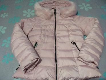 Женская короткая теплая куртка в Бишкек