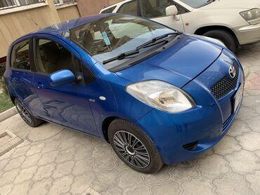 дизель кж авто in Кыргызстан | АВТОЗАПЧАСТИ: Toyota Yaris 1.4 л. 2008 | 180000 км