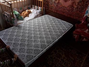 Кровать двухспальная, размер 2,0*1,3, в Балыкчи
