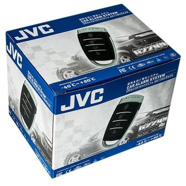 автомобильная сигнализация kgb в Кыргызстан: Автомобильная сигнализация JVC - это отличная современная автосигнализ