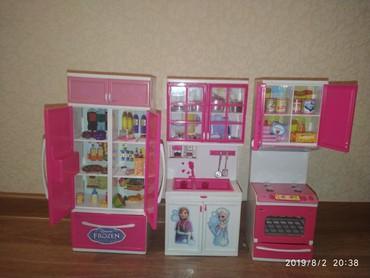 Продаю срочно!!! Кухня для кукол. В в Бишкек
