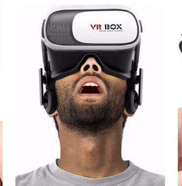 Очки виртуальной реальности VR vrbox второго поколения Виртуальная