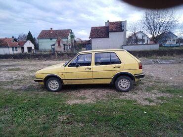 Volkswagen Golf 1.6 l. 1986 | 185000 km