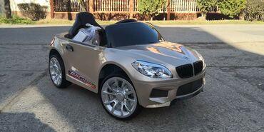 Bmw 4 серия 435i at - Srbija: Auto na akumulator BMW metalik zlatni - 17000 dinAuto predvidjen za