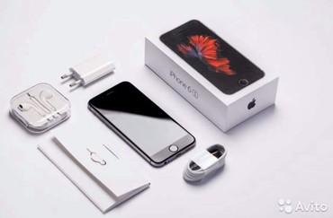 apple 6s - Azərbaycan: Yeni baglı karobkada Original Apple İPhone 6s Space Gray 16GB magazada