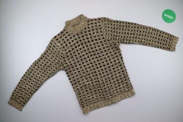 Жіночий дизайнерський светрик, р. S    Довжина: 59 см Ширина плечей: 3