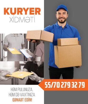 kuryer teleb olunur 2018 - Azərbaycan: Kuryer xidmeti-restoran