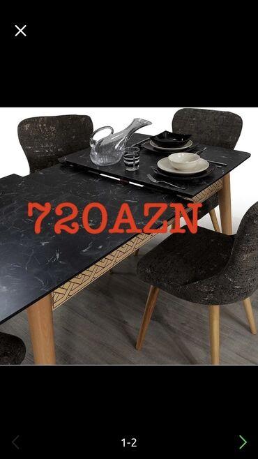 baki tekstil fabriki elaqe - Azərbaycan: Stol stul metbex ucun 4neferlik destTurkiye istehsaliAlways star