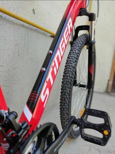 Продаю качественный новый велосипед!STINGER CAIMAN 2020 года.Общие