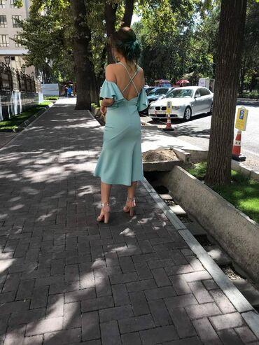 вечерние платья кыргызстан in Кыргызстан   МАТЕРИНСКИЕ ПЛАТЫ: Вечернее платье, одевала один раз только, состояние идеальное