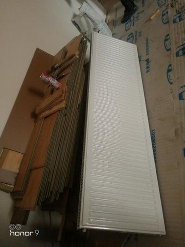 599 объявлений: Продаю радиаторы отопления, размеры длина 1.8м ширина 0.5м и 0.6м. В о