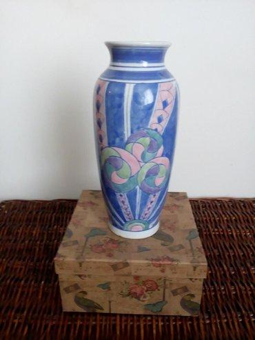 Kuća i bašta | Crvenka: Vazna keramicka, visina 29 cm. Cena 500,00 din