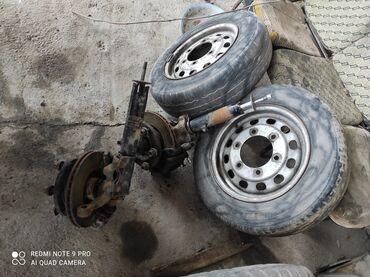 продажа авто форд транзит в Кыргызстан: Продаю ступица и диский на форт транзит