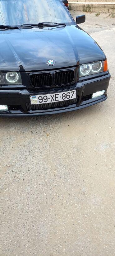 10562 elan   NƏQLIYYAT: BMW 3 1.6 l. 1993   321532 km
