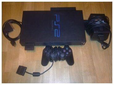 карты памяти sony для навигатора в Кыргызстан: Playstation 2 fat 1терабайт памяти прошита стоит жосткий диск закача
