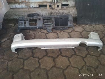 Задний бампер на Ниссан Серену 2000.г.цена2000сом в Бишкек