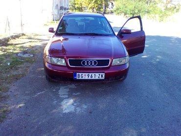 Audi a4 - Beograd