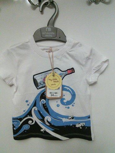 Xırdalan şəhərində Новая футболка на 6-9 месяцев